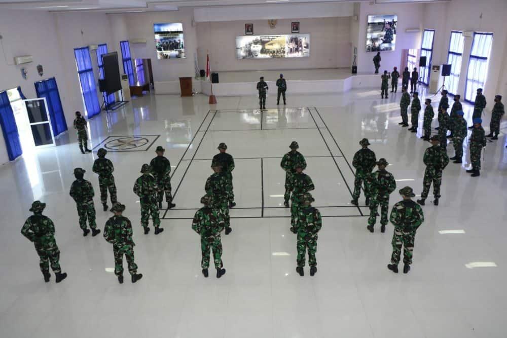 Komandan Lanud Adi Soemarmo Buka Pendidikan Setukpa Angkatan Ke-23