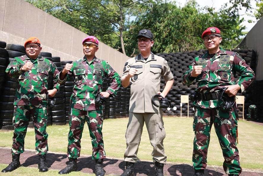 Korpaskhas Siap Dukung BNPT Tanggulangi Terorisme