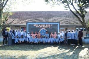 SMK Angkasa 2 Margahayu Adakan Workshop Peningkatan Mutu SDM Tahun Pembelajaran 2020/2021