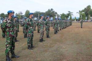 Apel Khusus dan Entry Brifing Danlanud Sultan Iskandar Muda