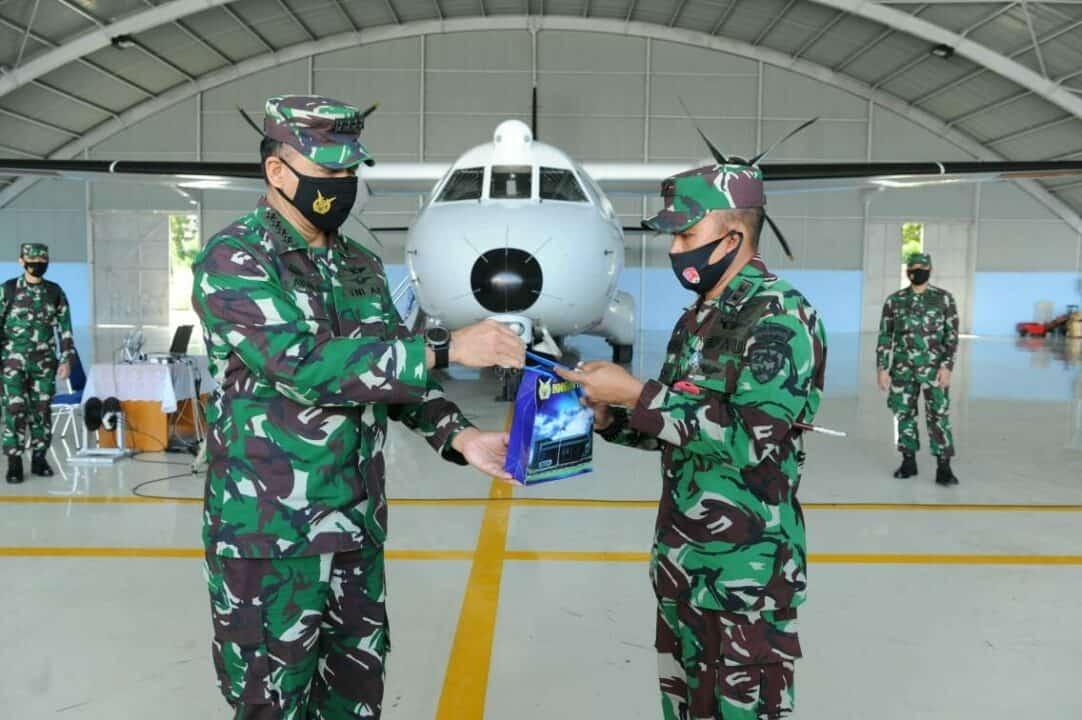 Kasau Kunjungi Jajaran TNI AU di Biak