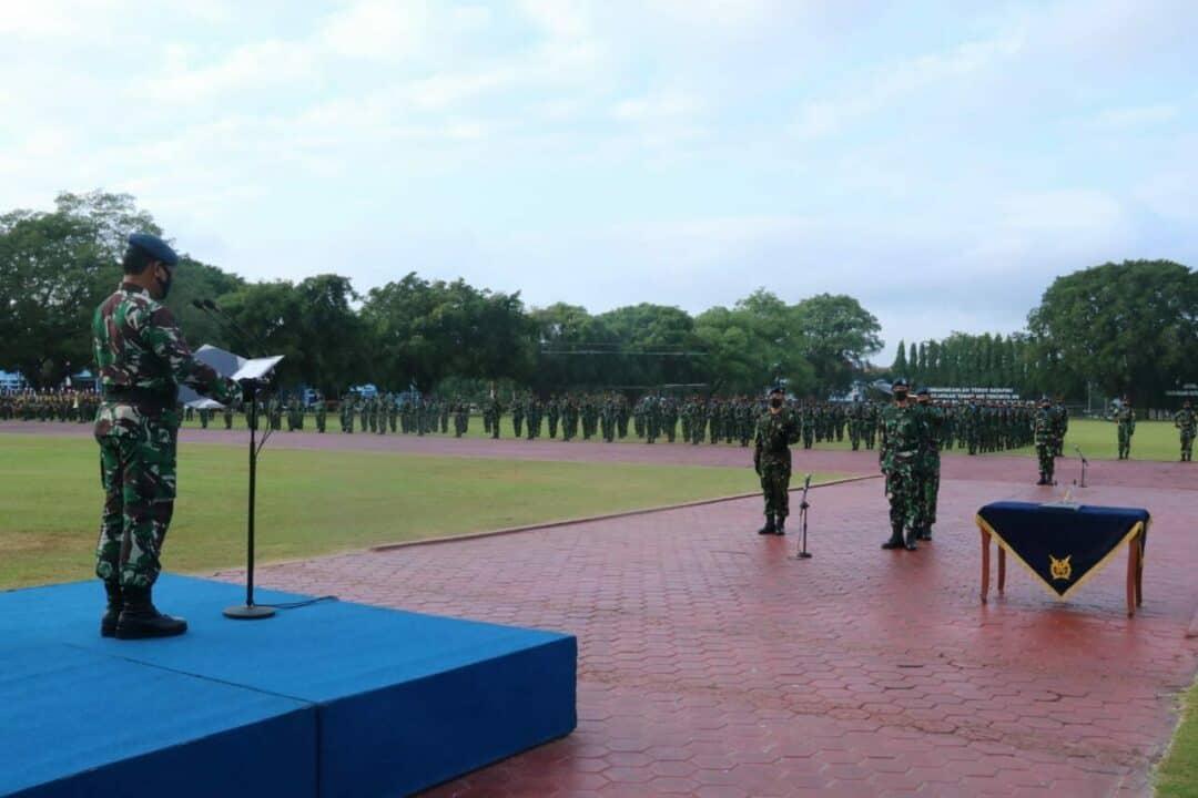 Kolonel Pnb Ardi Syahri, S.T., M.M., Resmi Jabat Komandan Wing Taruna AAU
