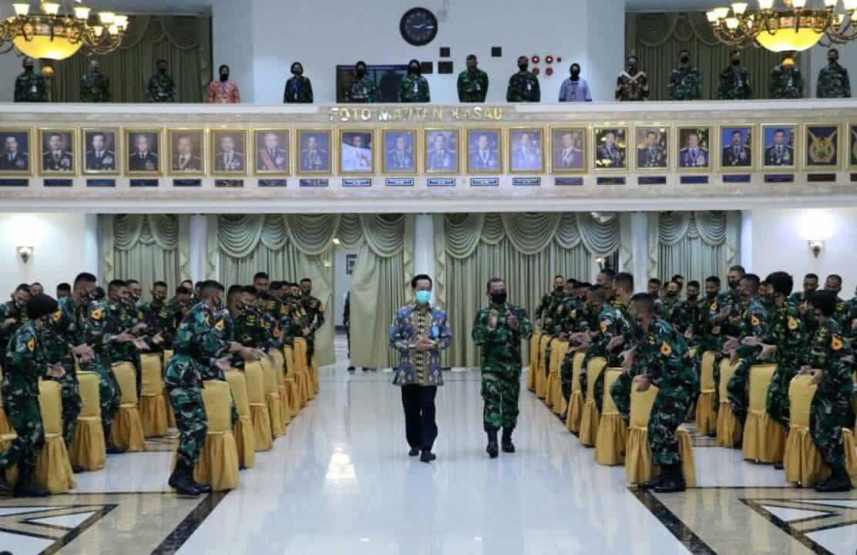 Sri Sultan Hamengku Buwono X Beri Pembekalan kepada Karbol AAU