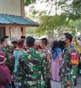 Pangkalan TNI AU Maimun Saleh Siap Membantu 24 Jam Dalam Memerangi Wabah COVID-19 Di Kota Sabang.