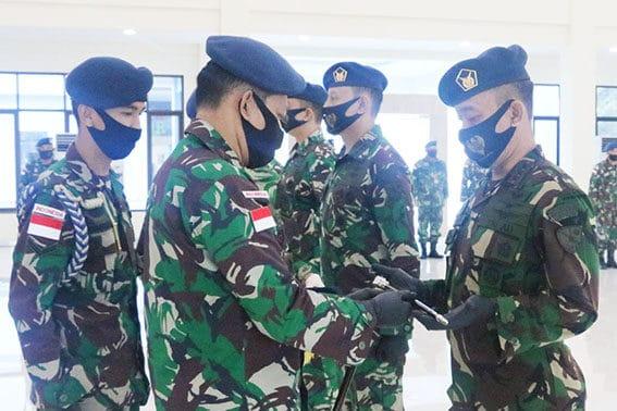 Serah Tarima Jabatan Komandan Lanud El Tari