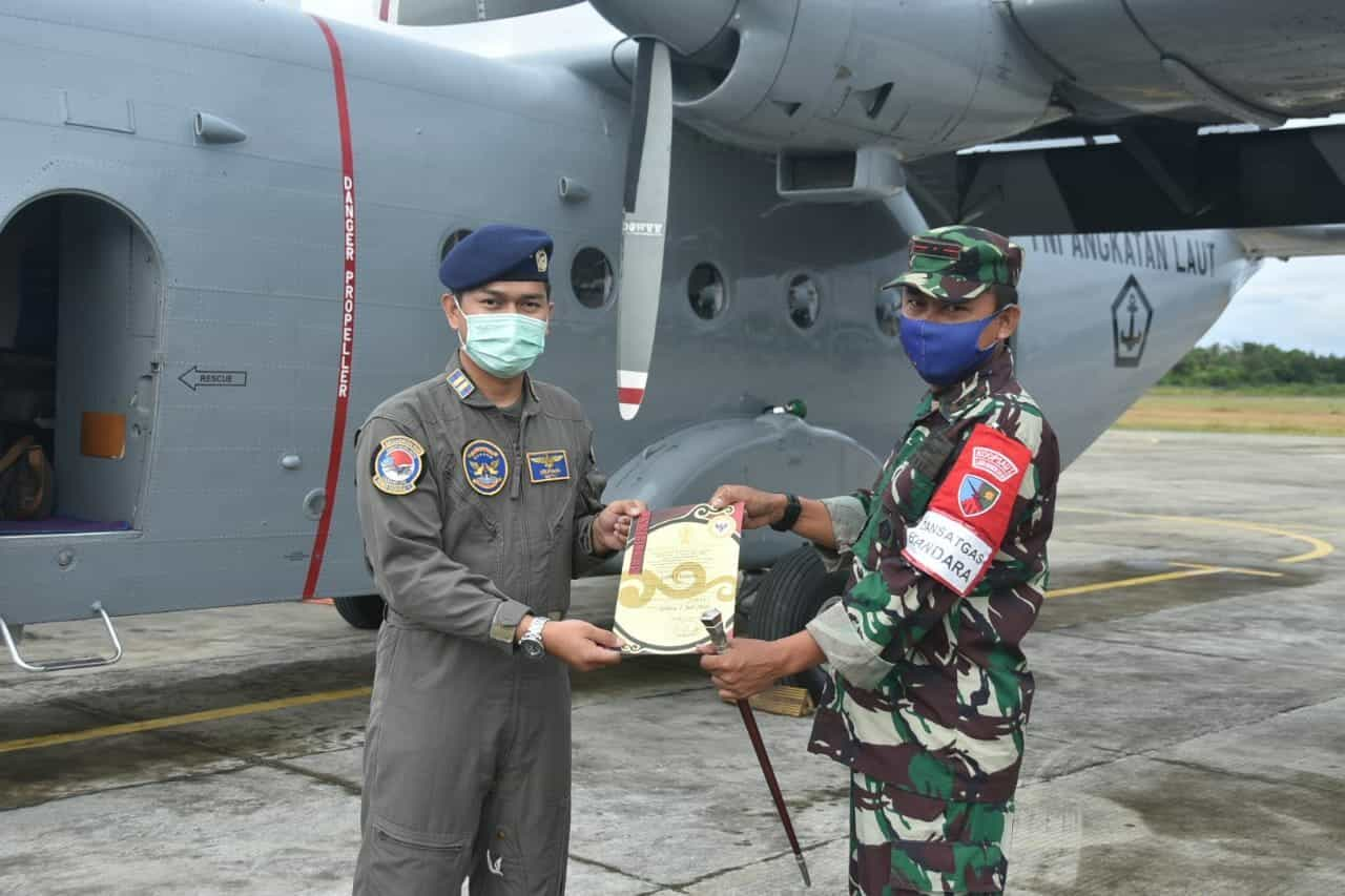 Soliditas, Sinergitas TNI Pulau Perbatasan Sampai Akhir Hayat.