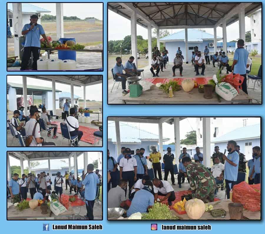 Jalin Silaturahmi Sekaligus Peluncuran Edukasi Jamu Sehat Tanaman Atau Ternak (JST) Dalam Pandemi COVID-19.
