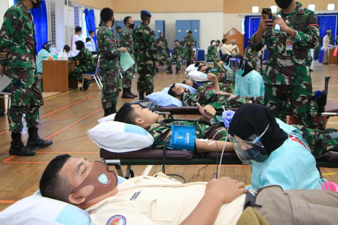 Setetes Darah Yang Disumbangkan Dapat Menyelamatkan Jiwa Manusia