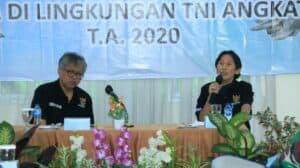 35 Perwira TNI AU Ikuti Penataran Hukum UU Perlindungan Konsumen