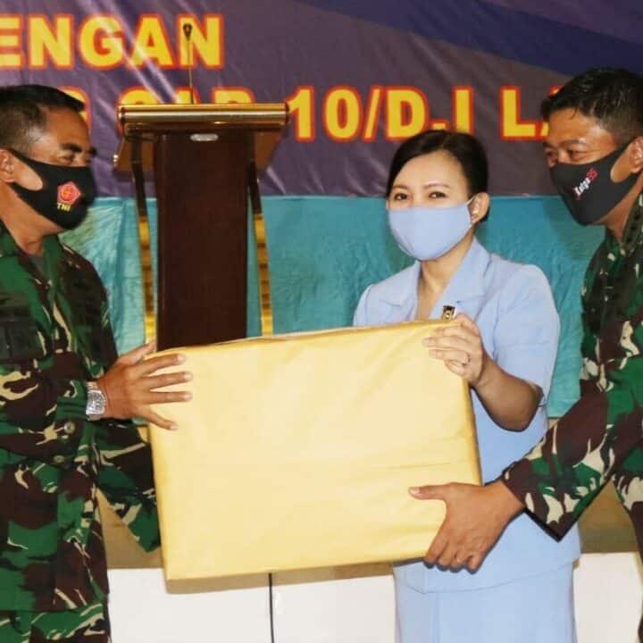 TNI Bagian Penting dalam Penanganan Karhutla dan Covid-19