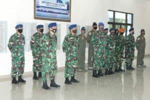 Danlanud Adisutjipto tutup kursus JAT Reposisi Angkatan 4