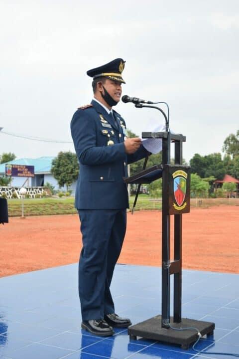Peringatan Ke-73 Hari Bhakti TNI AU