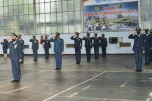 Danlanud Adisutjipto pimpin upacara peringatan ke-73 Hari Bakti TNI AU