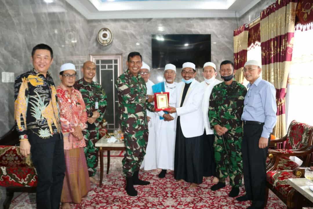 Panglima Kosekhanudnas III Silaturahmi Ke Pondok Pesantren Al-Kautsar