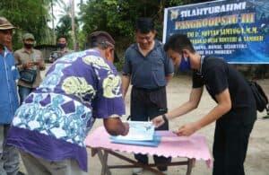 Perkuat Kemanunggalan TNI AU dan Rakyat: Pangkoopsau III Bangun 2 Desa Binaan