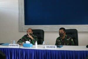 Manfaatkan Potensi Dirgantara, Spotdirga Laksanakan Kegiatan Sosialisasi serta Pengawasan dan Evaluasi di Lanud Iskandar