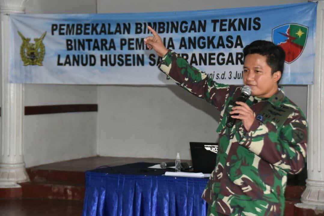 Babinsa Angkasa Harus Patuhi Hukum Militer dan Jaga Kerarifan Lokal.