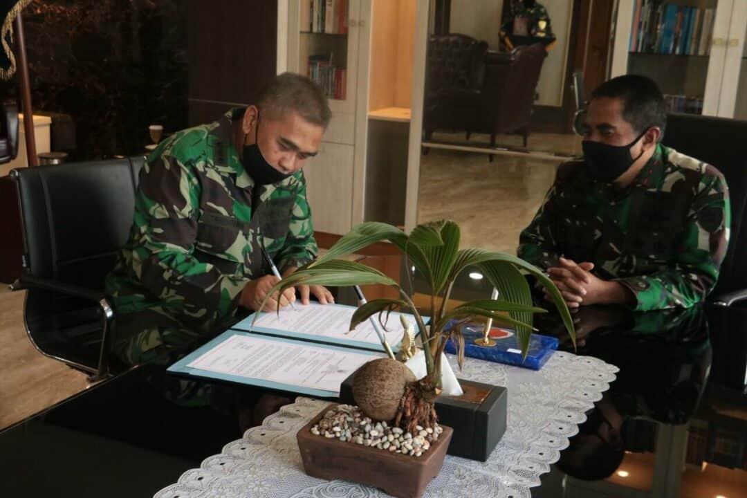 Jabatan Askomlek Kaskoopsau I Diserahkan