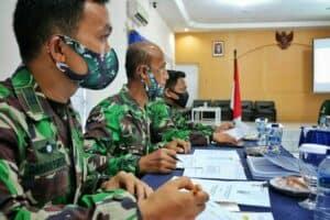 5 Putra Daerah Kepulauan Riau ikuti Pantukhir Tingkat Daerah Calon Taruna AAU di Lanud RHF
