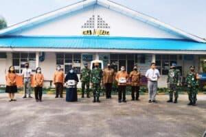 Sosialisasi Pembinaan Potensi Perbatasan Wilayah Udara (BINPOTTASWILUD) dari Spotdirga di Lanud Soewondo.