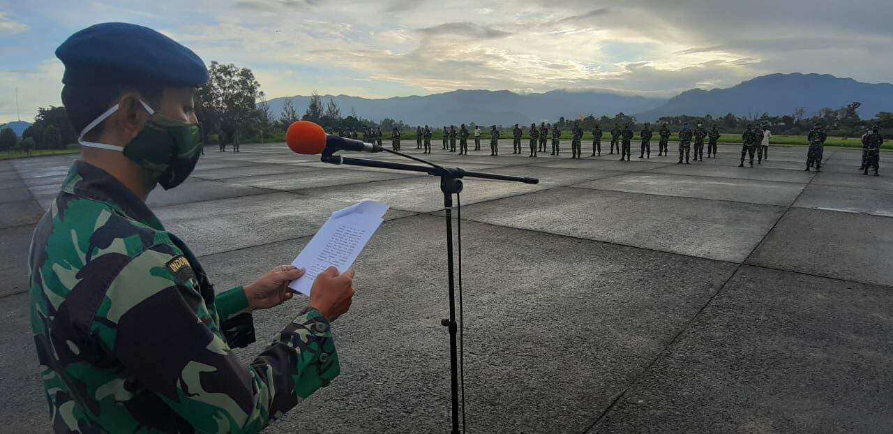 """Panglima TNI """"Kita Tidak Boleh Beranggapan Dengan Berakhirnya PSBB Sama Dengan Berakhirnya Pandemi"""""""