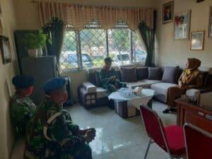 Kunjungan Team Survei TNI Angkatan Udara Penggung ke Bukit Salawe Cirebon