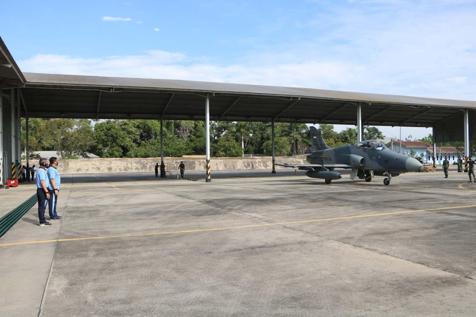 Sukses Weapan Delivery, Elang Khatulistiwa Jelajah Langit Tanjung Pinang