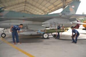 Menjelang Jalak Sakti, Tiga Skadud Sukses Latihan Weapon Delivery