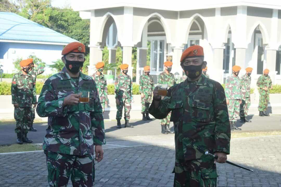 Danwing ll Paskhas : Bantu Tubuh Kita Menolak Covid-19