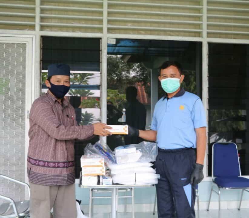 Dompet Dhuafa Maluku Hibahkan Alkes Untuk Siekes Lanud Pattimura