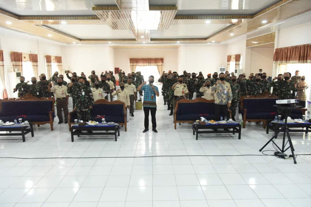 Danlanud Rsn: Pensiunan TNI AU Harus Termotivasi