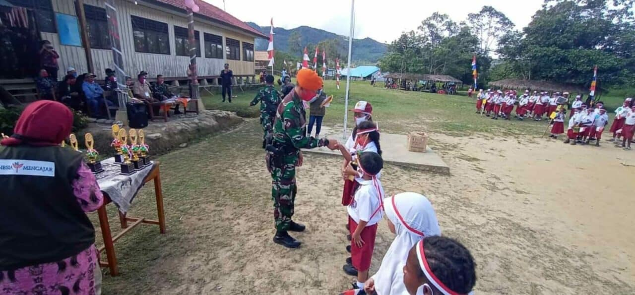 Peran Serta Satgas Paskhas Dalam Got Talent Pengajar Muda XIX Indonesia .