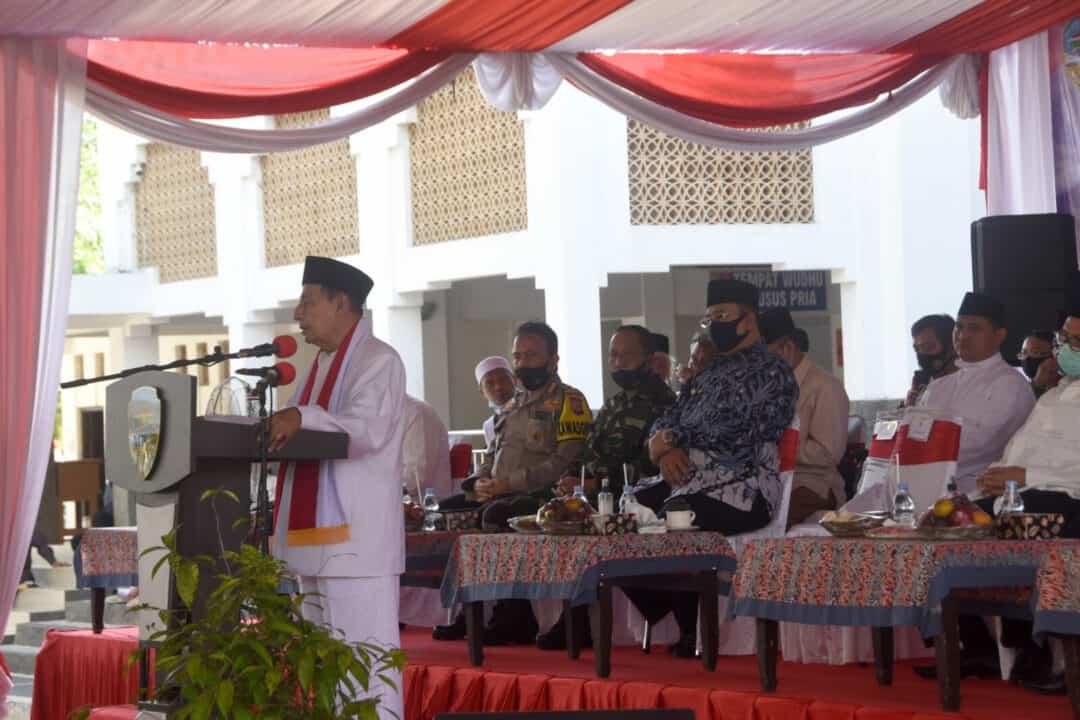 Wantimpres Habib Luthfi Roadshow Di Kota Tasikmalaya