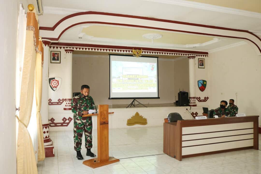 Safari intelijen di Lanud Pangeran M Bun Yamin