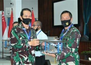 Integrasi TNI Polri Dukung Program Pembangunan SDM Unggul