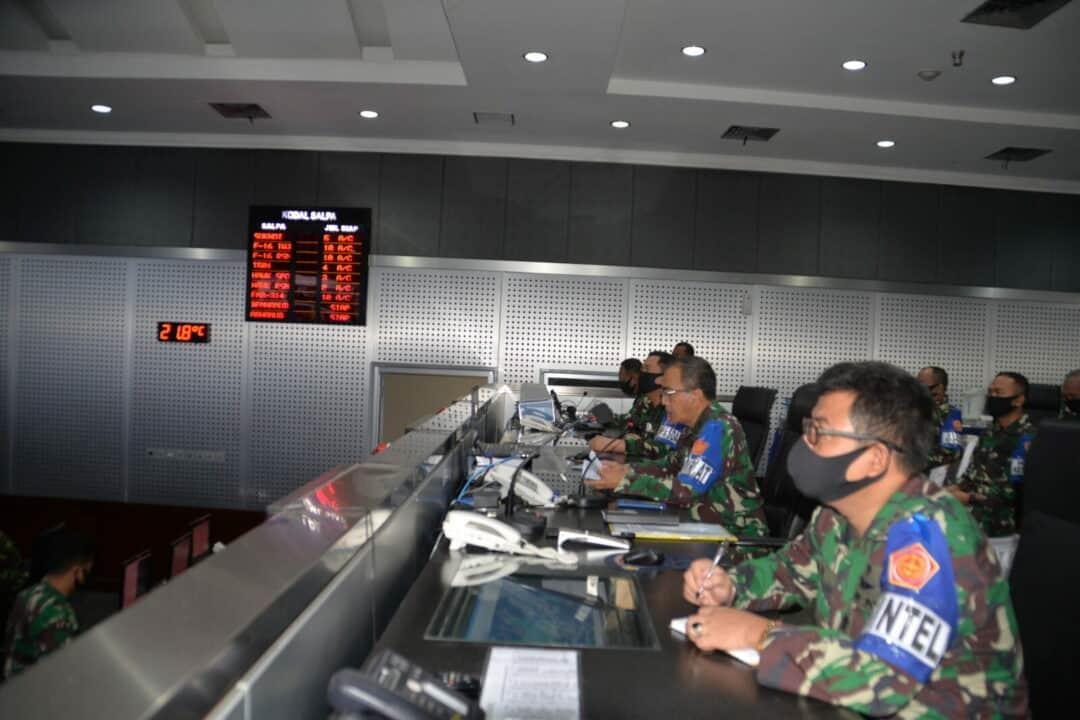 "Latihan Pertahanan Udara Nasional Perkasa"" A"" 2020 Dibuka"