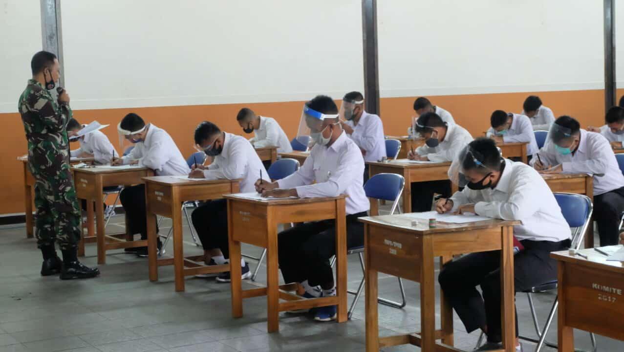 TEST PSIKOLOGI SELEKSI CATA PK TNI AU GELOMBANG I TAHUN 2020