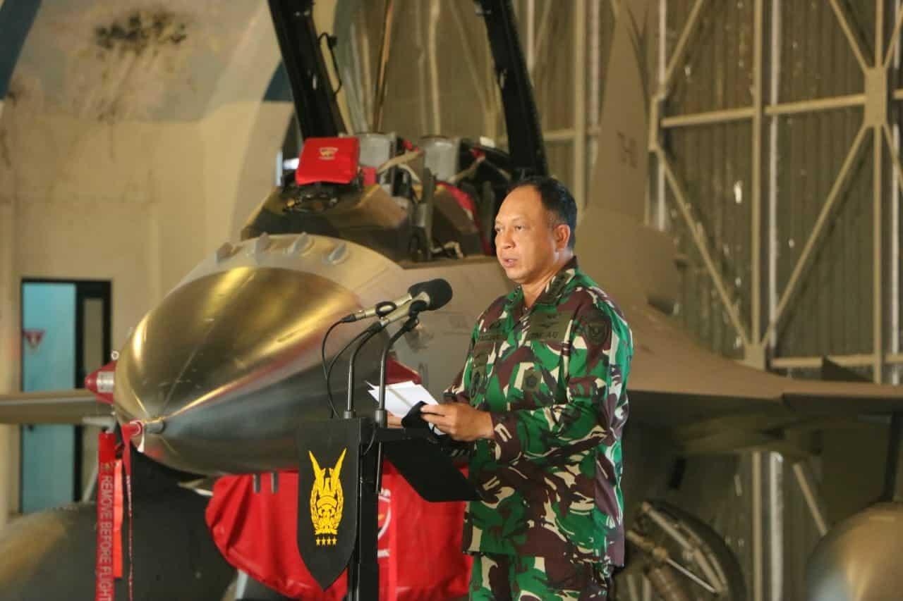 Dua Pesawat F-16 Program Falcon Star eMLU, Kembali Mengudara