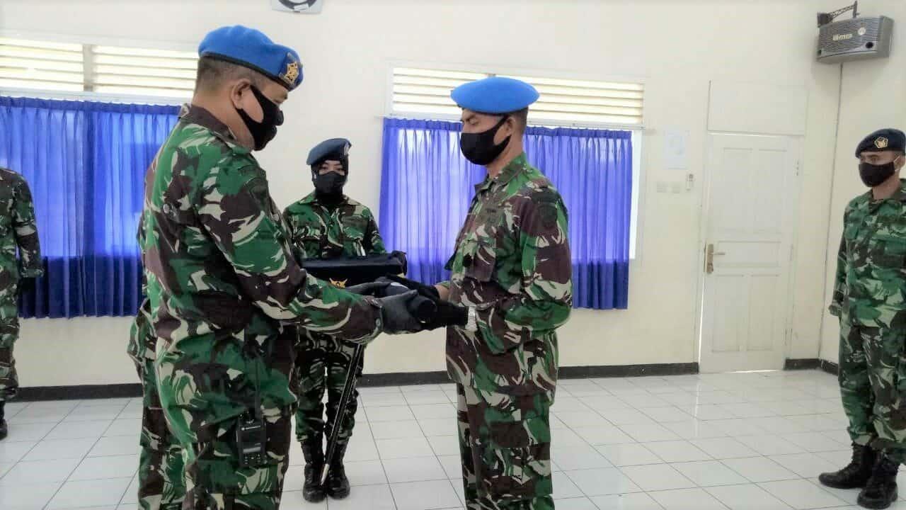 Penutupan Pendidikan Susba Pengasuh Angkatan ke-1 di Skadik 405 Lanud Adi Soemarmo