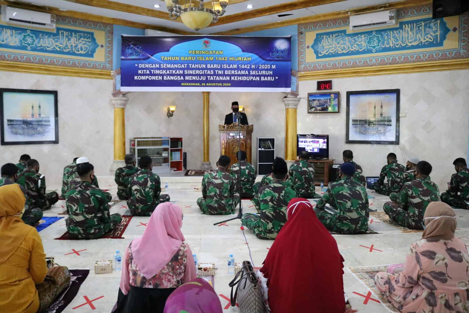 Peringati Tahun Baru Islam Di kosekhanudnas II