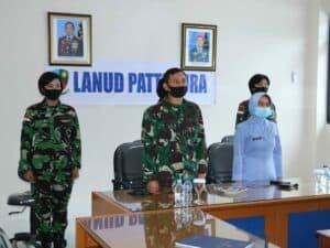 Peringatan ke-57 HUT Wanita TNI Angkatan Udara Lewat Daring