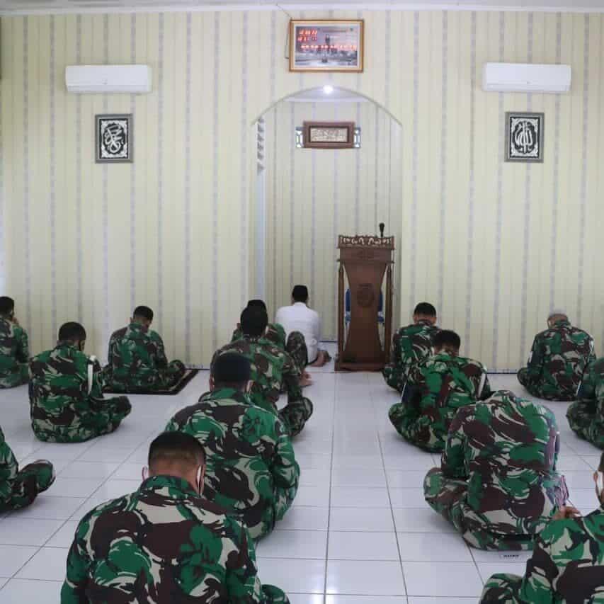Lanud Soewondo laksanakan kegiatan do'a bersama