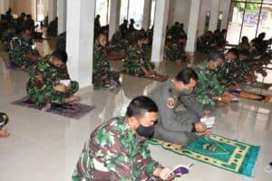 Mohon keselamatan dan kelancaran tugas, Lanud Adisutjipto gelar doa bersama
