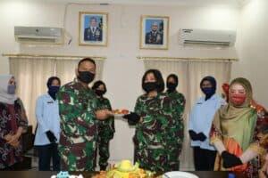 Syukuran Dalam Rangka HUT Ke- 57 Wara Di Lanud Dhomber