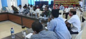 *Peresmian Aplikasi Matriks Pemetaan Orang Asing Gorontalo