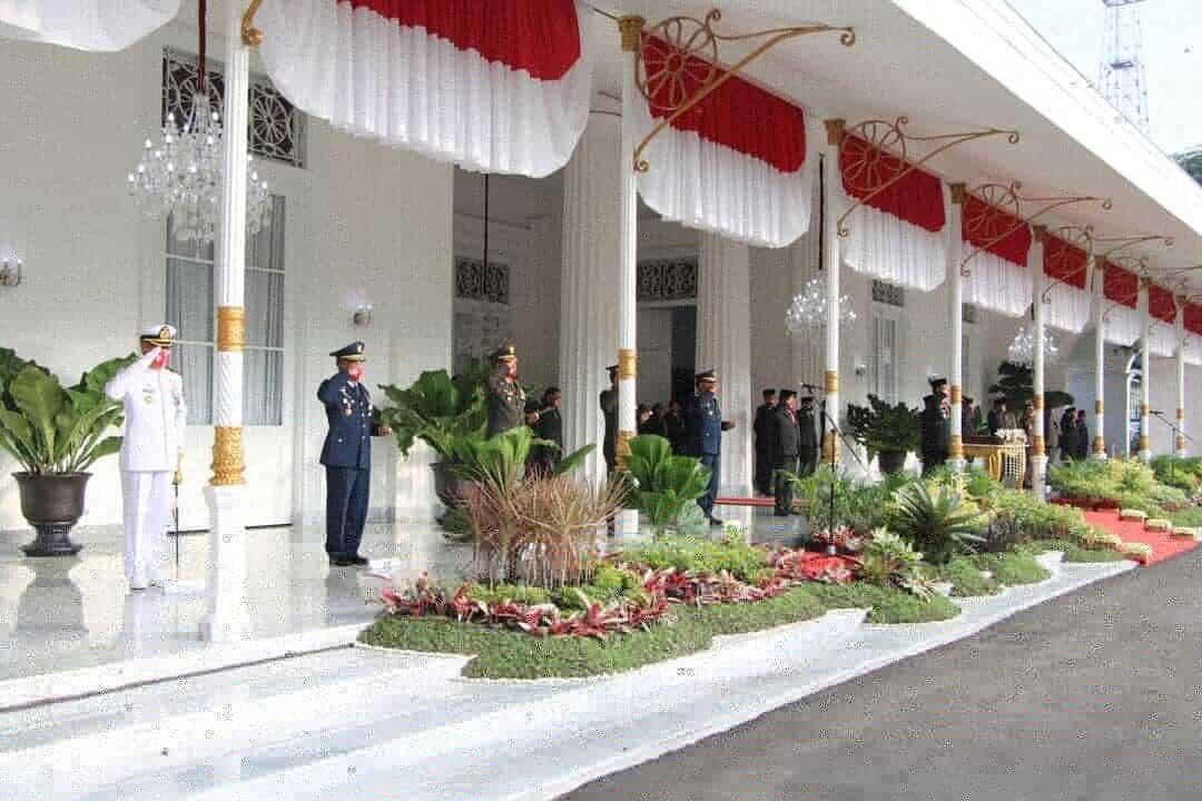 Danlanud Adisutjipto hadiri Upacara HUT ke-75 Kemerdekaan Republik Indonesia
