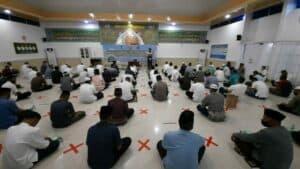 Danlanud Rsn: Cegah Covid-19 Teladani Nabi Muhammad SAW