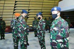 Kasau Pimpin Pergantian Empat Pejabat TNI AU