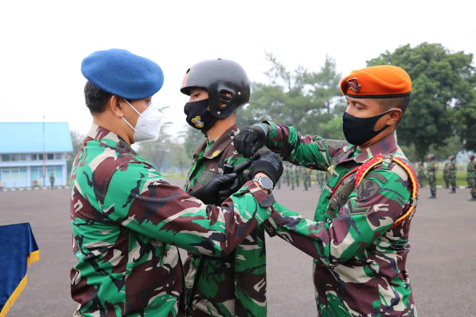 Komandan Lanud Sulaiman Buka Susparadas A-188