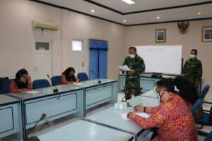 Uji Kompetensi Psikologi Seleksi Calon Kepala Sekolah SMP Angkasa Lanud Sulaiman